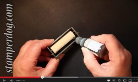 How to Ink Up Those Stampin' Up! Wheels Video
