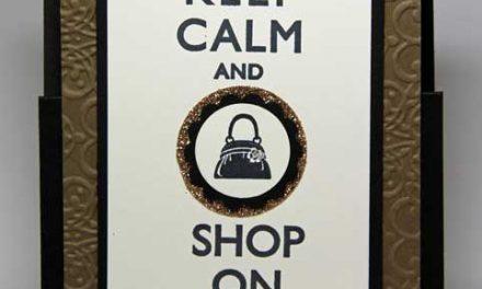 Keep Calm!  We'll Be Back!
