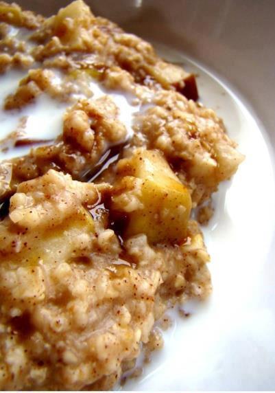 Recipe-Oatmeal