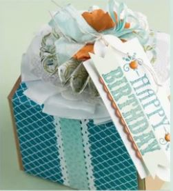 How to Decorate a Gift Box