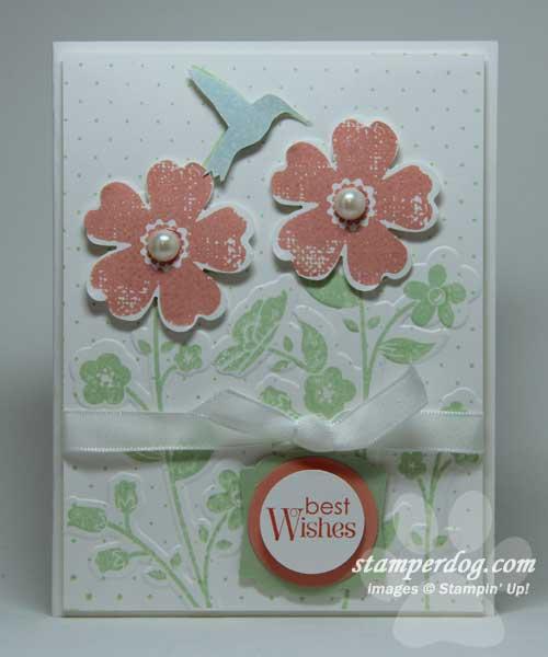 Triple Set Wedding Card