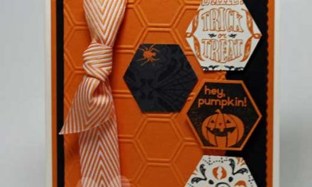 This Halloween Card Needs More Black!
