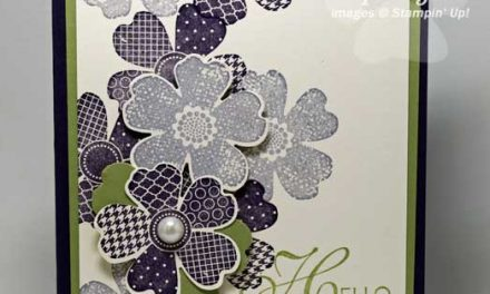 Easy Flower Card