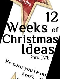 12 Weeks of Christmas Cards, Gifts & Wrapping Ideas