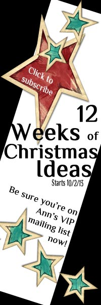 12 Weeks of Christmas-Button