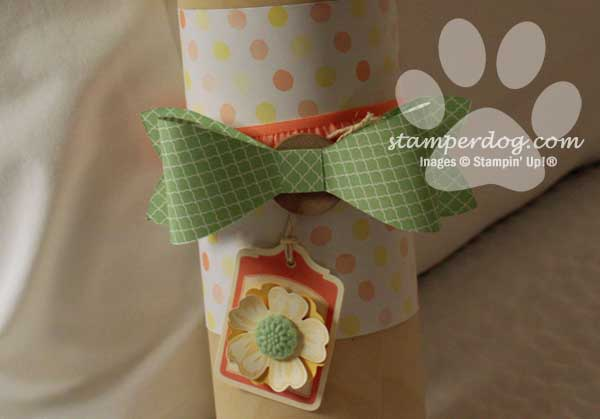 Great Packaging, Stampin' Up!