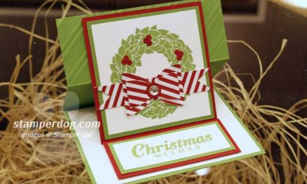 Mystery Hostess Winner & Christmas Card