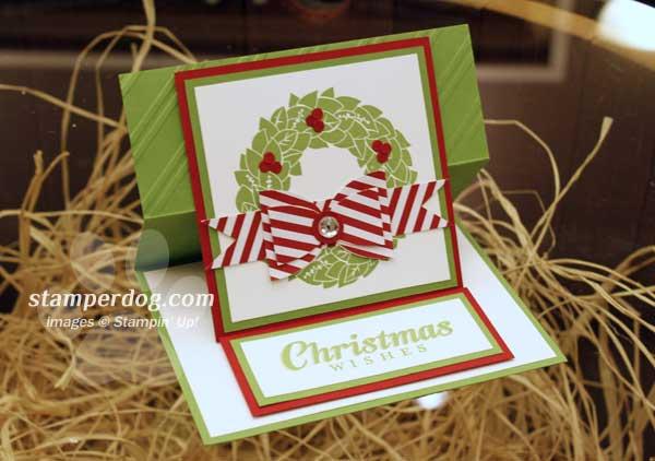 Mystery Hostess Winner & Christmas Card
