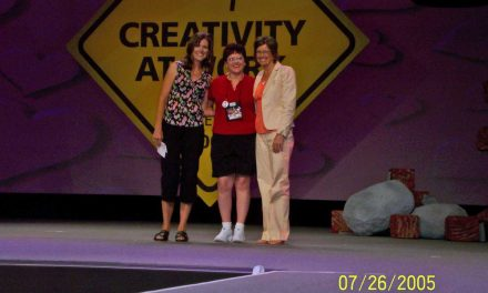 Shelli Gardner, CEO & Co-Founder of Stampin' Up!
