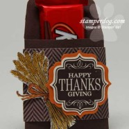 Thanksgiving Table Favor