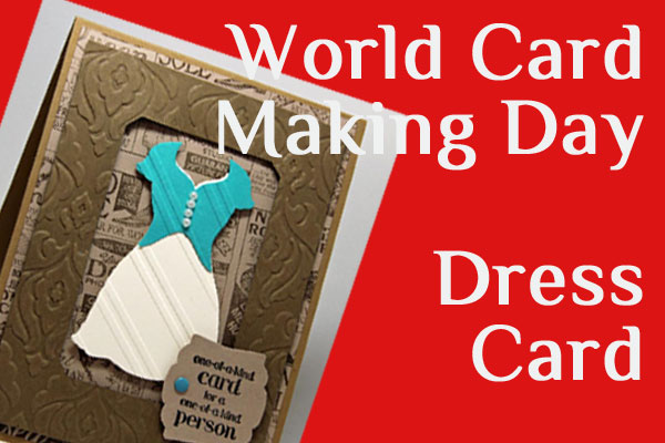 World Card Making Day Video!