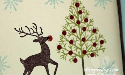 Rudolph has a Big Nose!