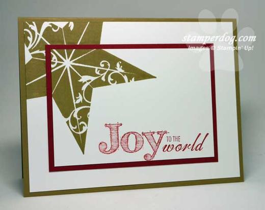 Quick and Easy Christmas Card