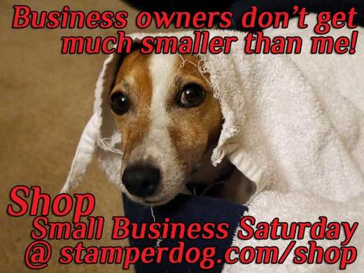 Small Business Saturday | Stampin' Up! Demonstrator Ann M ... Saturday Dog