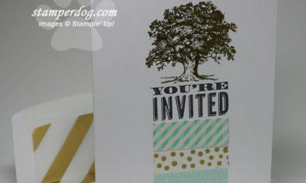 Sneak Peek Invitation