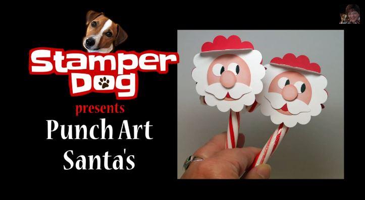 Santa Pencils & Candy Canes Video