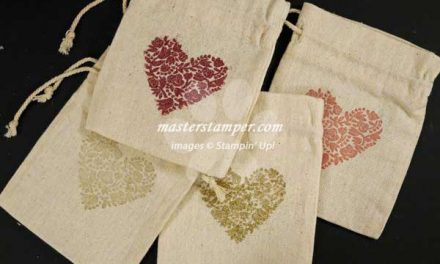Learn 4 Ways How to Stamp on Fabric