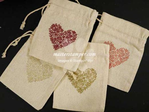 Muslin Gift Bags
