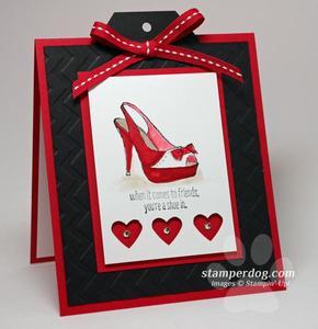 Red Shoe Valentine