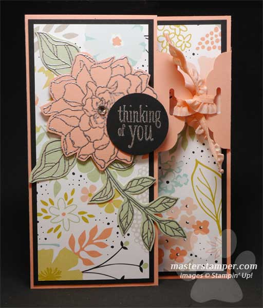Tag Topper Latch Card