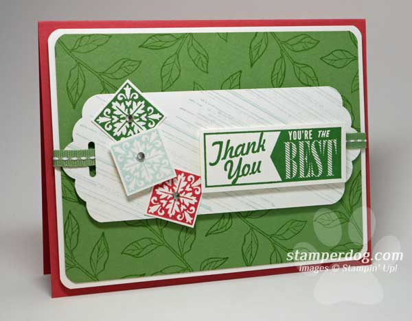 Fresh Thank You Card & Deals