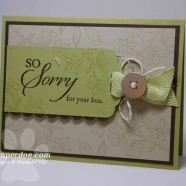 Tips for Making Sympathy Cards