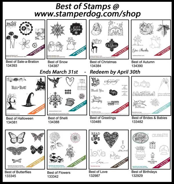 Best Of Stampin' Up!