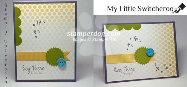 Paper Pumpkin Beginner Card