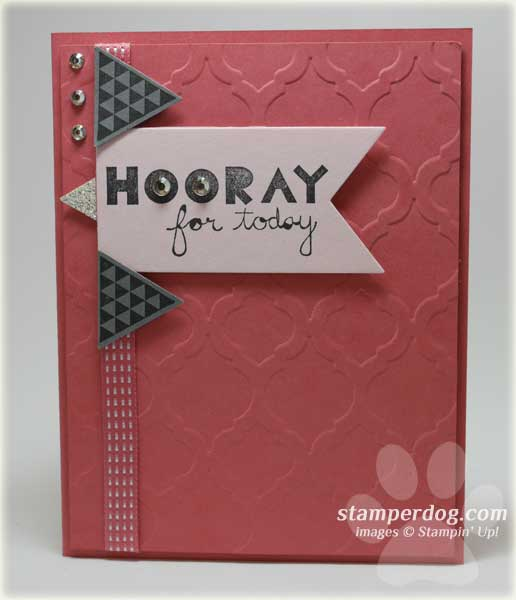Geometric Birthday Card