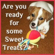 It's Time for Sweet Treats!