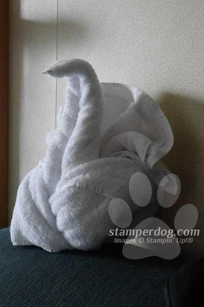 TowelSwan