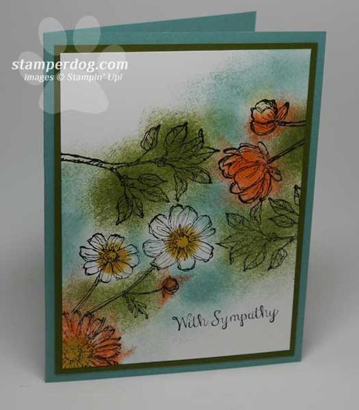 Quick & Easy Sympathy Card