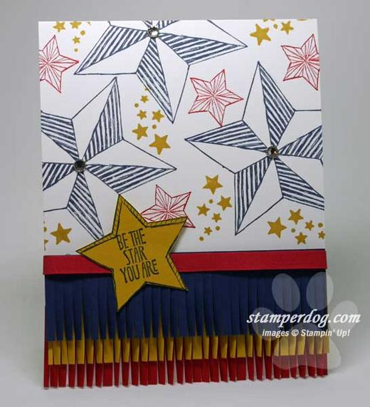 Be the Star Card