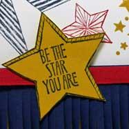 Be a Star Card