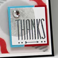 Vellum Thank You Card & Video