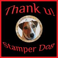 Thank You, Stampers!