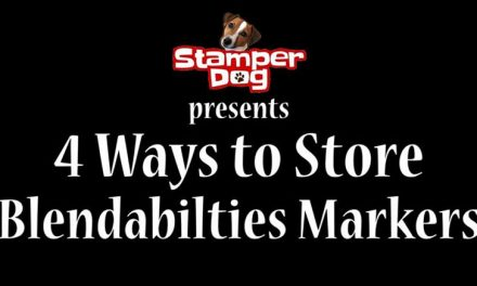 4 Ways to Store Stampin' Up! Blendabilities Markers