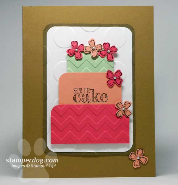 Quick and easy birthday card stampin up demonstrator ann m easy quick birthday card bookmarktalkfo Choice Image