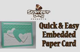 Embedded Paper Video