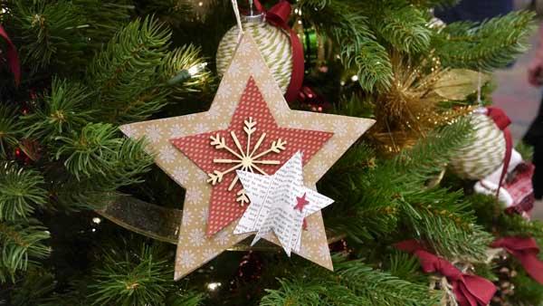 Decorative Christmas Box