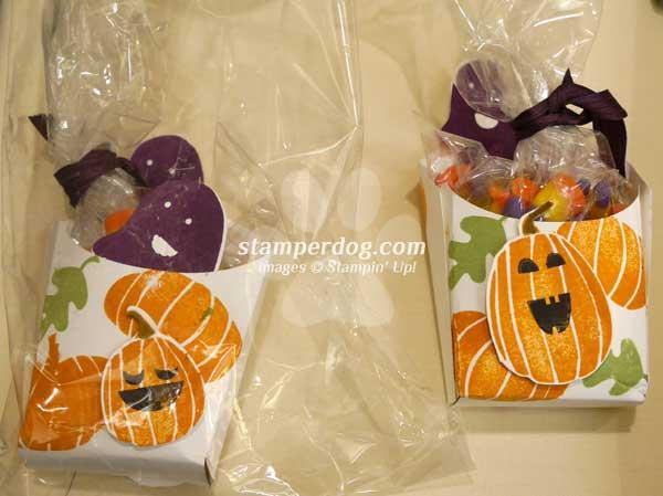 Pumpkin Fry Boxes