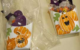 Pumpkin Fry Boxes