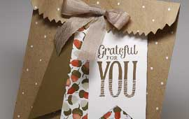 Bag a Gift Certificate