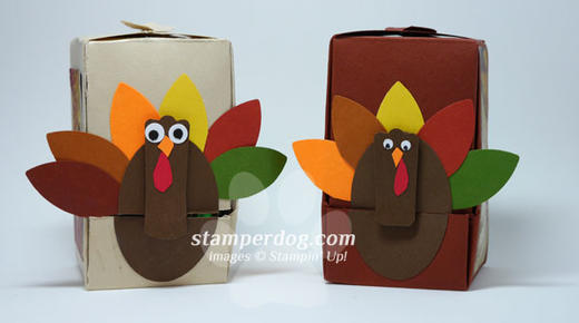 Turkey Boxes