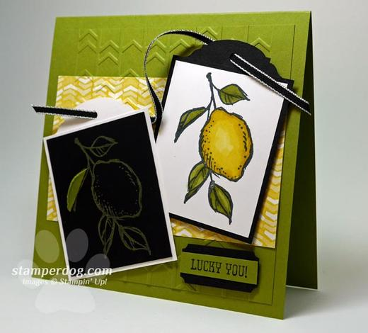 Lemon Card