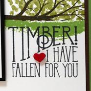 Masculine Valentine Card