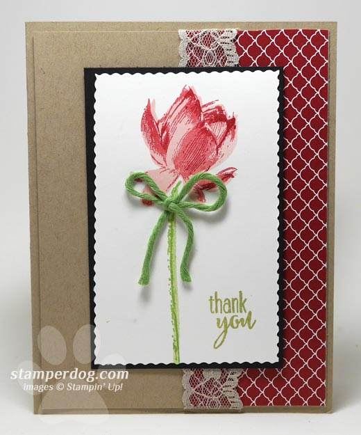 Make A Handmade Card Better Stampin Up Demonstrator Ann M