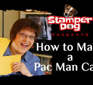 How to Make a Pac Man Card Video