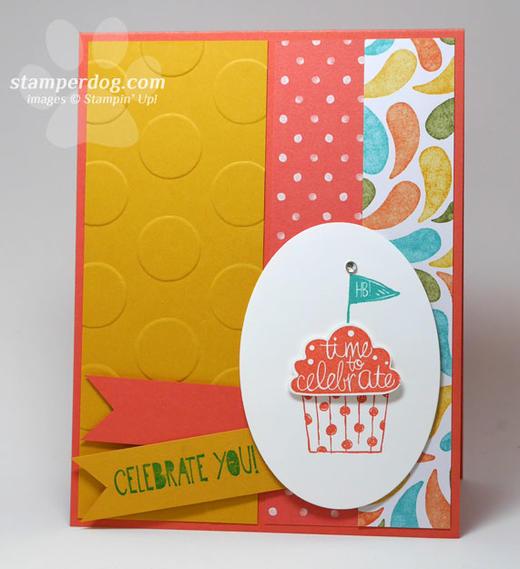 Bright and Cheery Birthday Card