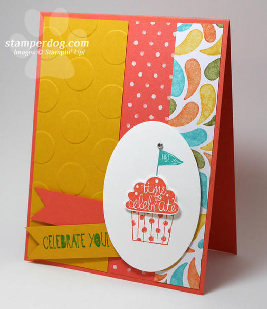 Bright and Cheery Birthday Card